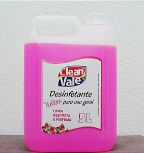 Desinfetante Talco - Clean Vale (5L)