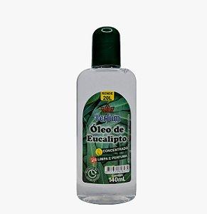 Essência Concentrada Limpa e Perfuma Perfum 140ml Eucalipto