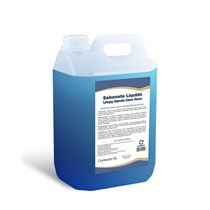 Sabonete Líquido Limpy Hands Care Dove Perolado - 5L