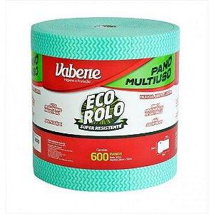 Pano Multiuso Eco Rolo Vabene 28xm x 300m 35g Verde