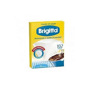 Filtro de Papel Brigitta c/ 30un 102