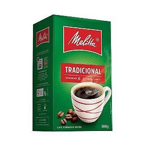 Café Melitta 500g - Tradicional