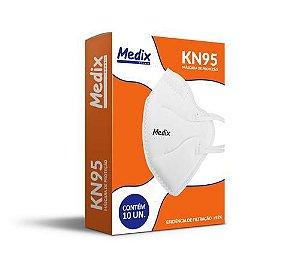 Máscara KN95 Medix c/10un