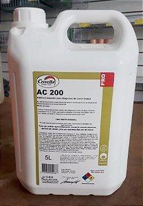 Aditivo Limpador Ácido para Máquina de Lavar Louças AC 200 5L