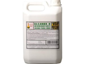 Cleanox-D Desincrustante Ácido Para Inox 5Kg Clean Vale