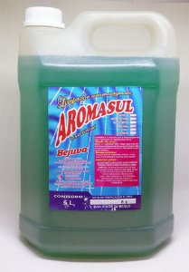 Desinfetante Limpador Perfumado Multiuso Aromasul/Ello 5L