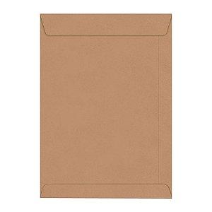 Envelope Kraft Natural 294x324mm - 80g pct c/ 100 un