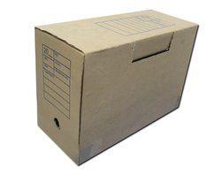 Arquivo Morto Papelão 35x24x25cm Grande