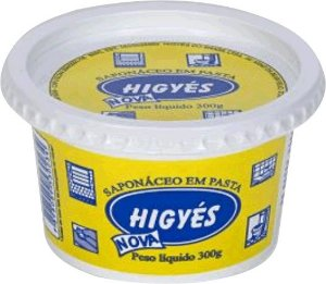 Saponáceo Em Pasta Higyés 300g