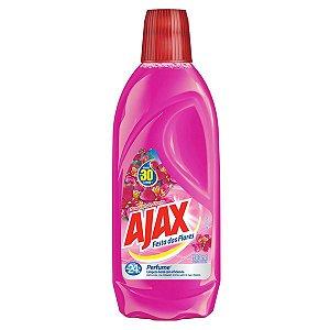Limpador Perfumado Ajax Festa das Flores 500ml