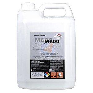 Detergente Clorado p/ Máquinas de Lavar Louça M600