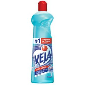 Limpa Vidros  Veja Vidrex Squeeze 500ml