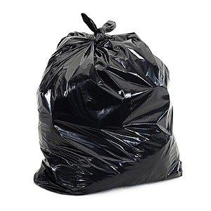 Leve 4 Pague 3 - Saco de Lixo Preto c/100un 100L - Reforçado