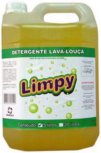 Detergente Lava Louças DET LL 5L