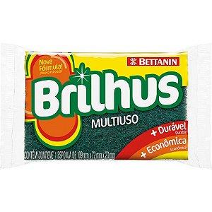 Esponja Dupla Face Brilhus Ref.: 45110