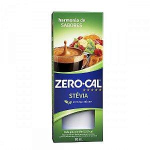 Adoçante Zero-Cal Stevia 80ml