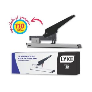 Grampeador Metal 100 Folhas REF:93018
