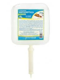 Sabonete Premisse Antiseptico c/ Triclosan 0,5% 800ml
