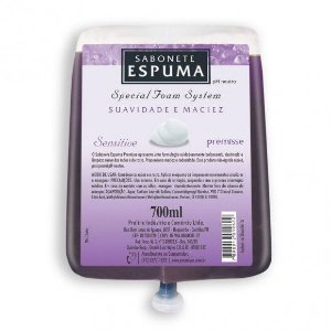 Sabonete Espuma Premisse Sensitive 700ml