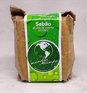 Sabão em Barra Mundo + Limpo 250g