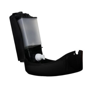 Dispenser Sabonete Espuma c/ Reservatório City Black
