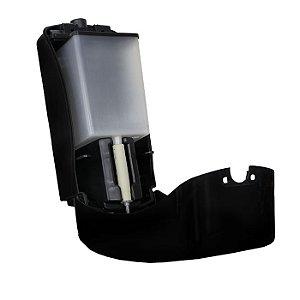 Dispenser Sabonete Líquido/Álcool Gel c/ Reservatório City Black