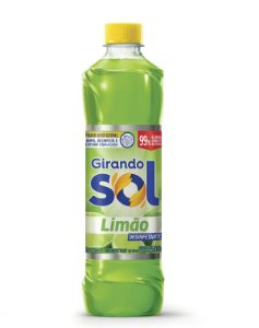 Desinfetante Girando Sol Limão 500ml