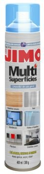 Jimo Limpador Multisuperfícies Espuma 400ml