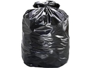 Saco para Lixo Preto 200L