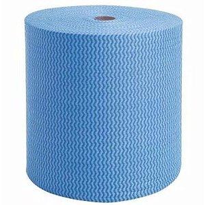 Pano Multiuso Picotado 30cmx300m 40g Azul