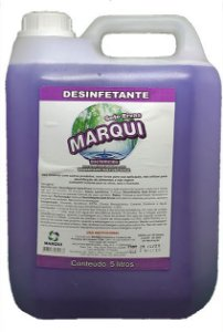 Desinfetante Uso Geral Marqui 5L Sete Ervas