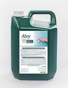 Água Sanitária Alvy 5L