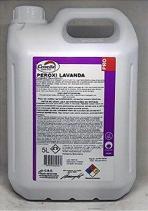 Limpador Desinfetante Peróxi Lavanda 5L