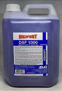 Desinfetante Concentrado Higifort DSF1000 1:30 5L Lavanda