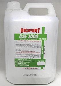 Desinfetante Concentrado Higifort DSF1000 1:30 5L Capim Limão