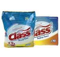 Lava Roupas em Pó Class