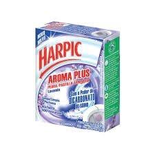 Pedra Sanitária Harpic Aroma Plus