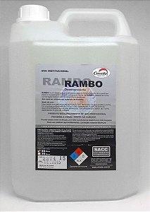 Detergente Desengraxante Rambo 5000 1:200 5L