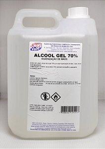 Álcool Gel Clean Vale 70º 5kg