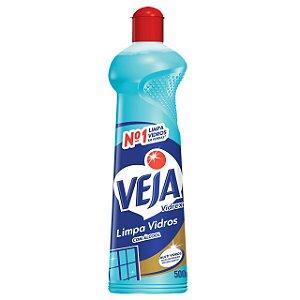 Limpa Vidros  Veja Vidrex Squeeze 500ml Apresentações:500ml