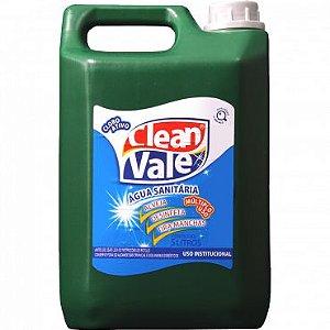Água Sanitária Clean Vale 5L