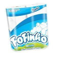 Papel Higiênico Fofinho Folha Simples 4x30m Ref.: 1013