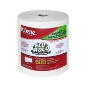 Pano Multiuso Eco Rolo Vabene 28xm x 300m 35g Branco