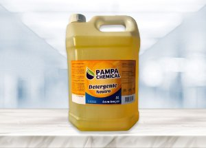 Detergente Louça Neutro Pampa Chemical 5L