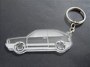Chaveiro VW Gol Quadrado