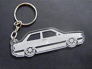 Chaveiro VW Voyage Quadrado
