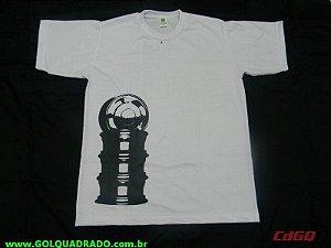 Camiseta Roda Orbital Branca