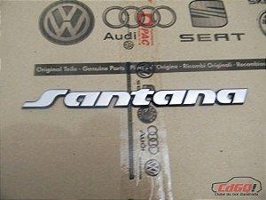 Emblema ORIGINAL Santana 91 a 95