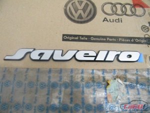 Emblema Saveiro original VW