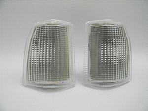 Par Seta/Pisca VW Gol 87/90 Cristal Godks
